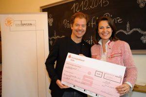 Ben Fritz und Michaela Frechen-Bette