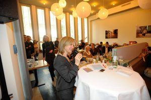Moderation Sylvie Liebsch