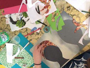 Collage Kochkalender (Domspitzen eV)